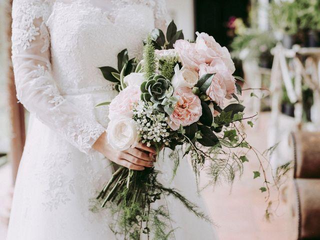 Ramos de novia para un matrimonio civil