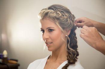 Escoge el peinado recogido perfecto para tu boda