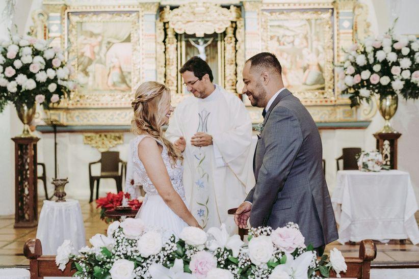 Requisitos Para Matrimonio Catolico : Boda católica la estructura de misa para el matrimonio