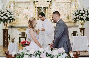 Matrimonio Catolico Dibujo : 14 pasos sobre cómo celebrar una boda cristiana