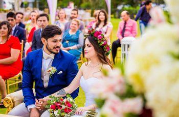 ¿Es posible realizar un matrimonio católico al aire libre?