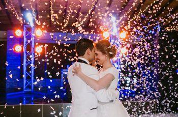 ¿Cómo elegir la canción para el baile de recién casados?