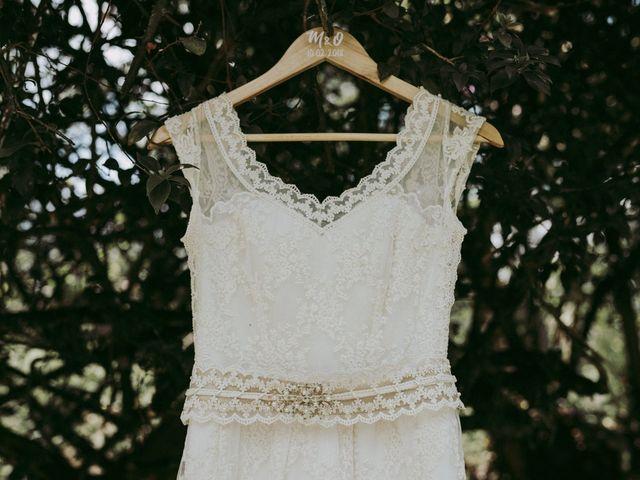 ¿Qué tipos de telas se usan para los vestidos de novia?