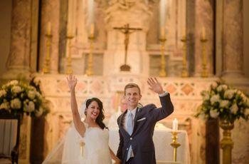 Todo lo que necesitas para tu matrimonio religioso