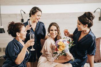 9 juegos para la despedida de soltera que les sacarán más de una risa