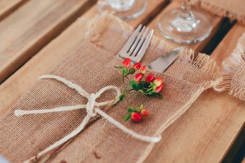 Decoraci n para bodas con poco presupuesto - Cosas para preparar una boda ...