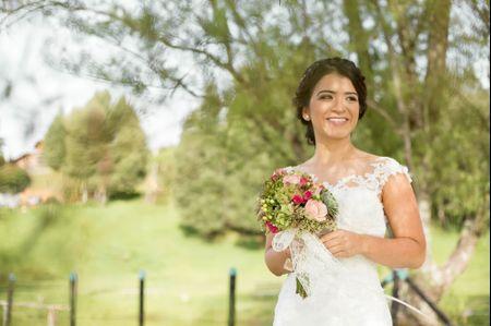 Las fotos de tu matrimonio: ¿cómo lucir bella y natural?