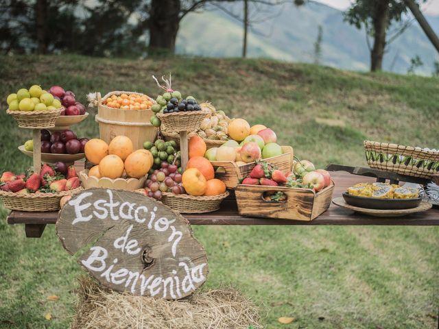 10 maneras de incorporar frutas en la decoración (y el banquete)