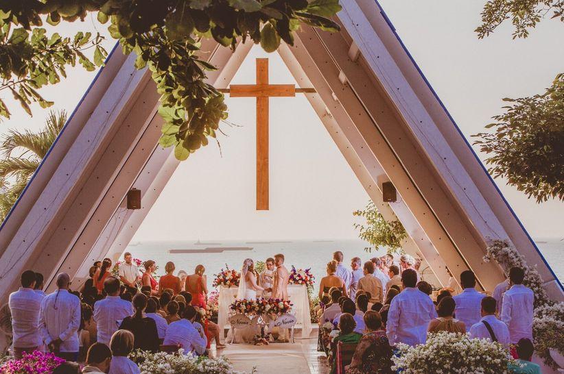 Matrimonio Civil O Religioso Biblia : Se puede celebrar un matrimonio religioso al aire libre