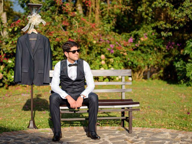 Cómo escoger el traje de novio