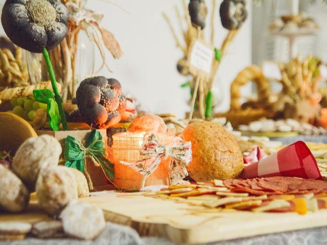 ¿Cómo planear el bufé de boda perfecto?