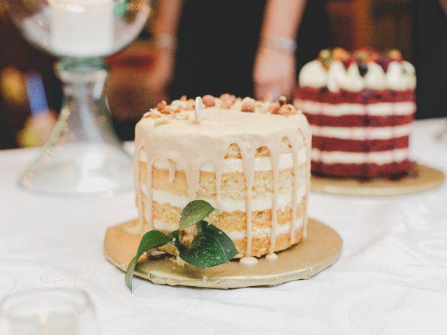 Drip cake como pastel de matrimonio: una alternativa muy apetecible