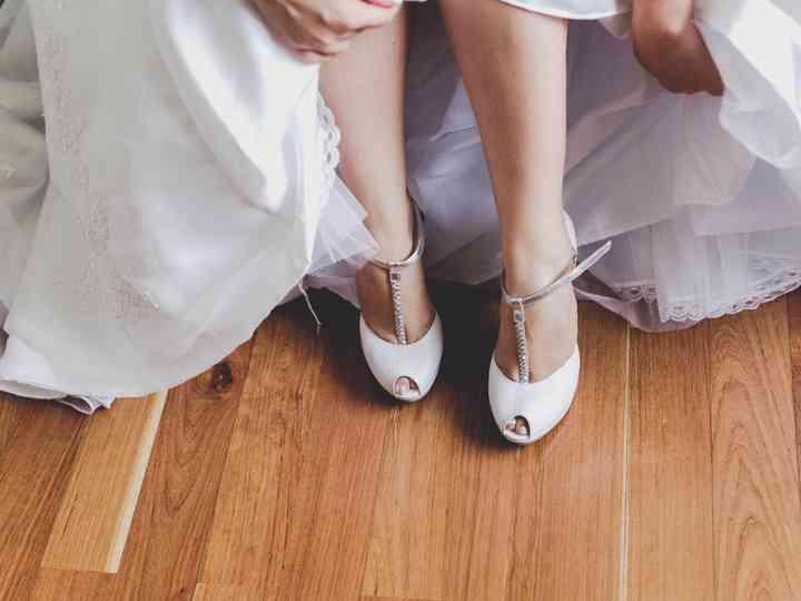 Zapatos de novia: para que encuentres la inspiración que necesitas