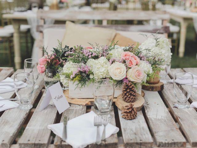 Elegir los colores de la boda: 8 cosas que deben saber antes