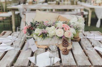 7 Cosas que debes saber antes de elegir el color para tu boda