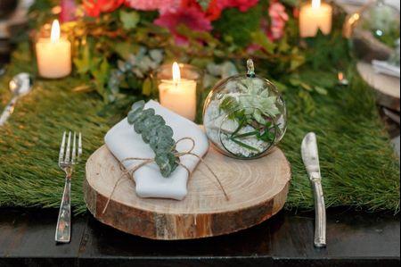 10 Tendencias 2017 para decoración de bodas