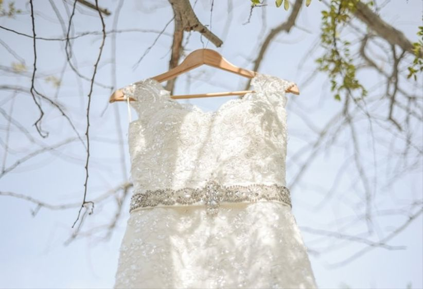 Tipos de tela para tu vestido de novia