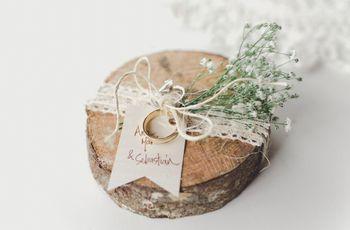 45 ideas de estilo rústico para tu matrimonio en el campo