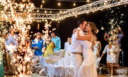 Primer baile de casados: las claves para dejar a los invitados con la boca abierta