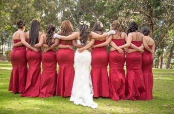 Damas de honor: 10 errores frecuentes que debes evitar