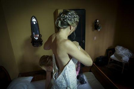 10 cosas que debes saber para la última prueba del vestido de novia
