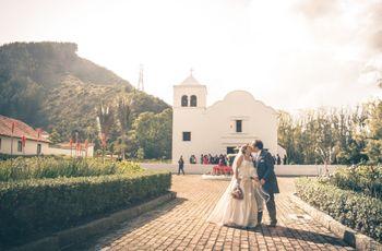 8 iglesias para casarse en Cundinamarca, Boyacá y Tolima