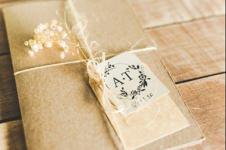 Sobres para invitaciones de boda: 9 ideas de diseño