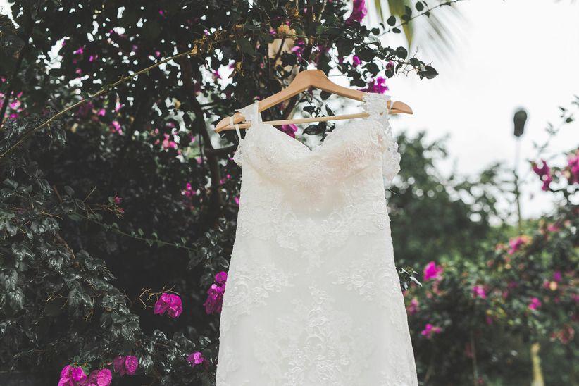 Cuanto cuesta vestido de novia usado
