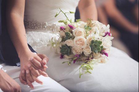 Ramo de novia: técnicas para convertirlo en un bello recuerdo