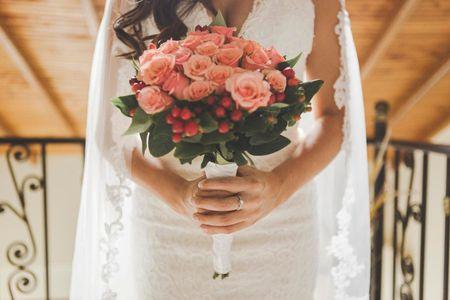 ¿Ramo de novia natural o artificial?