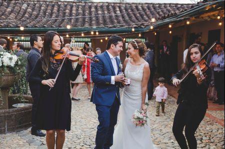 6 estilos de grupos de música en vivo para su matrimonio
