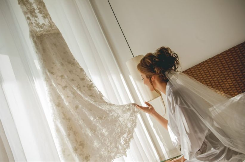 0ee0471cc Phos Photography. La elección del vestido de novia ...