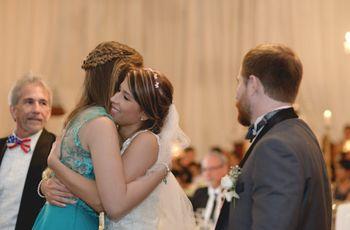 10 ideas estupendas para dar las gracias a tus testigos de boda