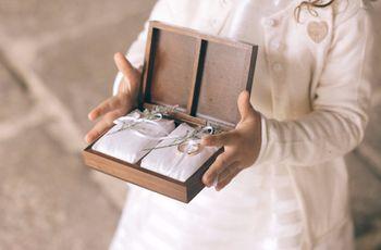 Pajecitos y damitas del matrimonio: cuántos, qué llevan, cómo vestirlos...¡y más datos claves!