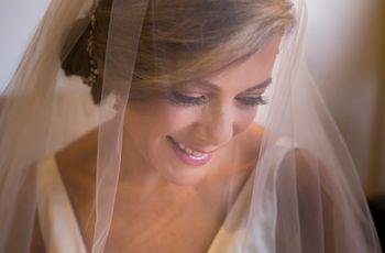 Peinados para novia: ¿Cómo lucir el flequillo o capúl?
