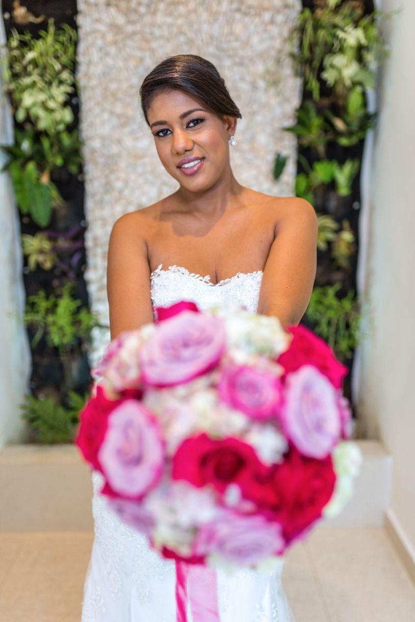 Matrimonio de Edgard y Elsy: una historia de ensueño en el mar caribeño