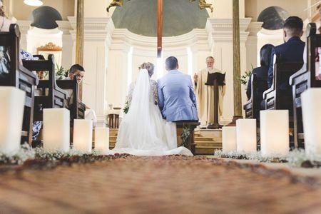 Lúcete con  la decoración de la iglesia para tu matrimonio