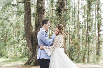 15 tradiciones nupciales que pueden ignorar el día del matrimonio