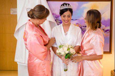 Funciones de la dama de honor: ¿qué debería hacer el día del matrimonio?