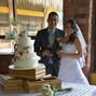 El matrimonio de Monica Rodriguez y Juana Pastelería Moderna 5