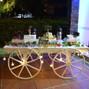 El matrimonio de Sergio y Banquetes Casa Cristal 58