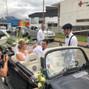 El matrimonio de Diana Arias y Lorenzo & Jerónimo VW Wedding Car 12