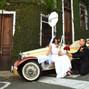 El matrimonio de Paola Sanchez y Glomo Autos Antiguos 3