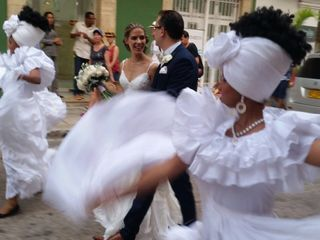 Agrupación Afrobatata Danzas y Tambores 5