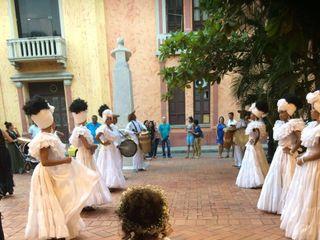 Agrupación Afrobatata Danzas y Tambores 4