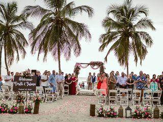 María Andrea Pinilla Wedding Planner 1