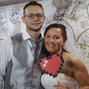 El matrimonio de Marcela Hernández y Snovi Fotocabina 28