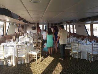 Carrousel - Barco para bodas 1