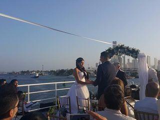 Carrousel - Barco para bodas 3
