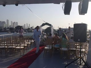 Carrousel - Barco para bodas 4